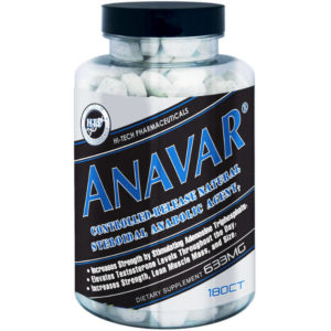 Anavar Prohormone - Hi-Tech Pharma