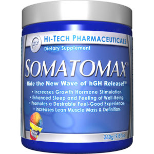 Somatomax hGH Release by Hi-Tech Pharma