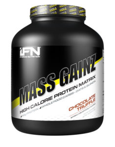 iForce Nutrition Mass Gainz