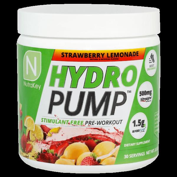 Hydro Pump Stimulant Free Pre-Workout