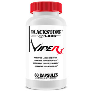 ViperX Extreme Fat Burner and Thermogenic