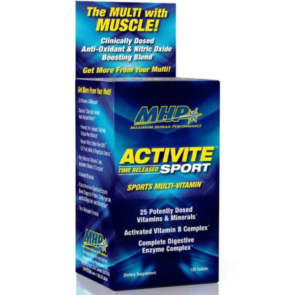 Activite Sport - MHP