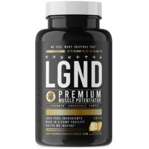 LGND Natural Muscle Builder