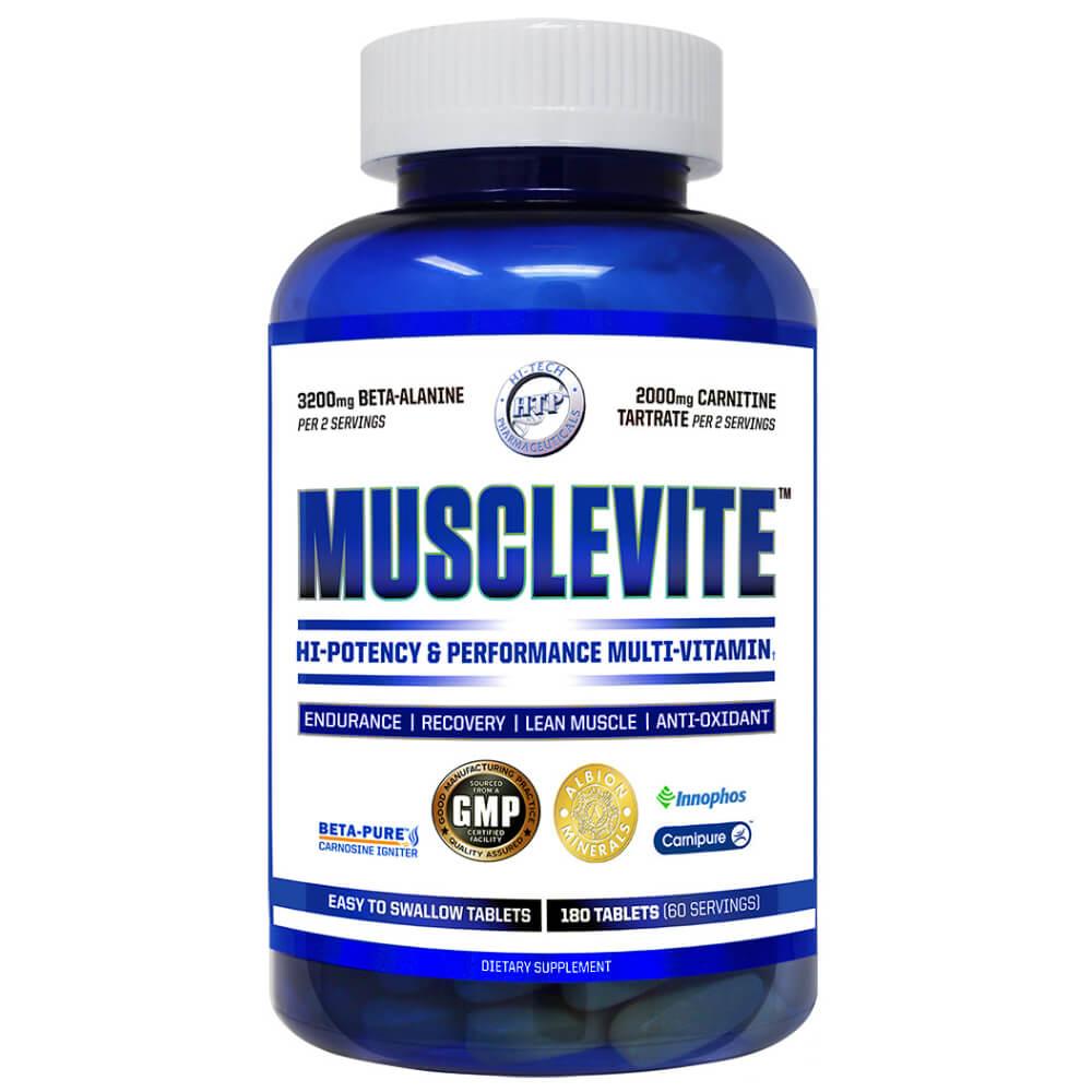 Musclevite Multi-Vitamins
