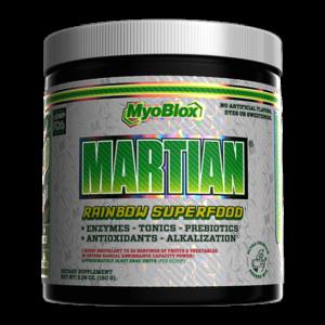 Martian Superfood by MyoBlox