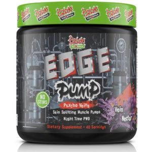 Edge Pump Nitric Oxide Booster