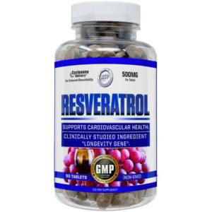 Resveratrol by Hi-Tech Pharma