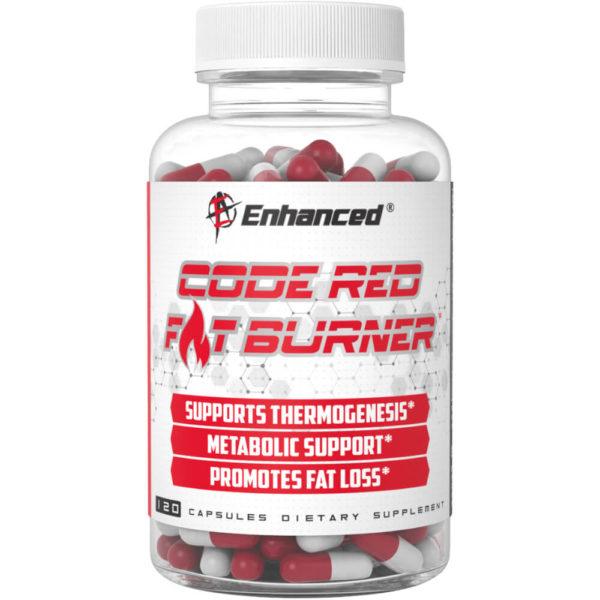 Code Red Fat Burner - Enhanced